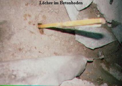 Betonsohle Verpressung Bodenplatte Betonboden Verpressen